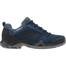 adidas TERREX AX3 Gore-Tex Hiking Shoes Waterproof Men, legend marine/core black/onix